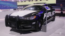 NYIAS 2017: Ford's new hybrid police car | Ars Technica
