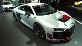 NYIAS 2017: Audi Sport Customer Racing R8 LMS | Ars Technica
