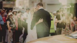 A Metropolitan Manhattan Wedding