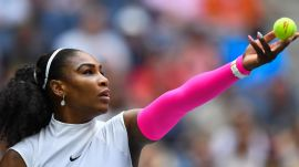 Serena Williams is Mom Goals