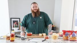 Action Bronson Makes Us His Favorite Sandwich