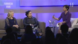 Stephanie Tilenius and Kamakshi Sivaramakrishnan Look Back At Their Time At Google