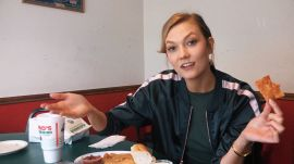 Karlie Kloss Explains How to Eat Like a Midwesterner