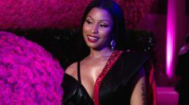 Nicki Minaj on Daring Fashion and Her H&M Dress