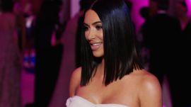 Kim Kardashian West on Her Simple Met Gala Look