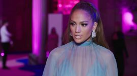 Jennifer Lopez Hits the Red Carpet with Alex Rodriguez