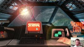 Strafe - gameplay demo | Ars Technica