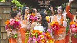 A Colorful Wedding at Kiana Lodge