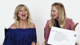 Amy Schumer & Goldie Hawn Answer the Web's Most Searched Questions