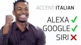 8 People Test Their Accents on Siri, Echo and Google Home