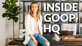 How Gwyneth Paltrow Turned A Warehouse Into A Home For Goop