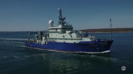 Touring the Woods Hole Oceanographic vessel Neil Armstrong | Ars Technica