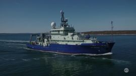 Woods Hole Oceanographic vessel Neil Armstrong - Ship Tour | Ars Technica