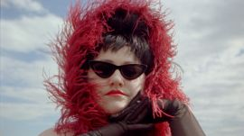 Beth Ditto Does Brighton Beach