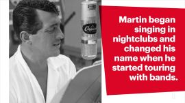 Dean Martin: Through the Ages