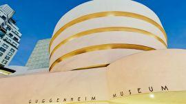 Frank Lloyd Wright's Guggenheim Museum Through the Years