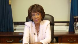 Congresswoman Maxine Waters Corrects President Trump's Tweets
