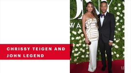 The Tony Awards Red Carpet Best Looks