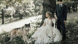 Game of Thrones Inspired Fantasy Wedding Is Out of This World