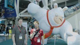 Hands-on with E3's weirdest games, dumbest ideas