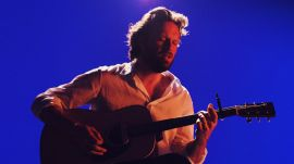 """Father John Misty Performs """"The Memo"""""""