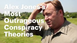 Alex Jones's Most Outrageous Conspiracy Theories