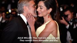 Everything we know about George and Amal Clooney's Twins