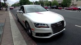 """Ars takes a ride in """"Jack"""" with Audi's piloted driving   Ars Technica"""