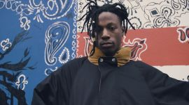 Joey Bada$$ Talks Style, Activism, and Crystals