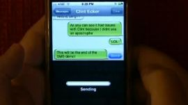 Flashback: SMS on the original iPhone
