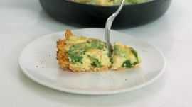 This Easy Gluten-Free Sweet Potato Quiche Recipe is Perfect for Brunch