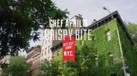 Crispy Fried Crunch: Dive into April Bloomfield's Favorite Chip Shop