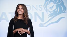 Halle Berry and Teen Vogue's Elaine Welteroth Talk Race and Identity