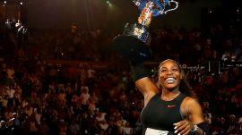 Serena William's Career Achievements