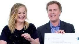 Will Ferrell & Amy Poehler Answer the Web's Most Searched Questions