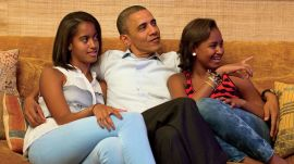 Revisit the Obama Family's Stylish Private World Inside the White House