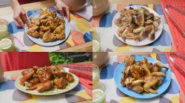 How to Make Chicken Wings 4 Ways