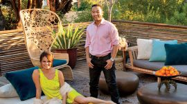 12 Moves To Take From John Legend and Chrissy Teigen's Los Angeles Home