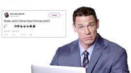 John Cena Goes Undercover on Twitter, YouTube, and Reddit