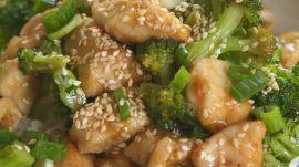 22-Minute Sesame Chicken