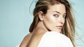 Victoria's Secret Model Martha Hunt Takes On Scoliosis