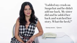 Jenny Slate Gives Phone Etiquette Advice