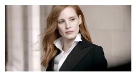 Jessica Chastain Is the Face of Ralph Lauren's New Fragrance, Woman