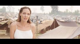 Angelina Jolie Explains Her Journey To Cambodia