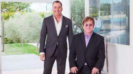 Elton John Has 23 Design Ideas for a Lighter, Brighter Home