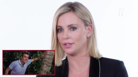 Charlize Theron Rates Spy Fashion in Movies and TV