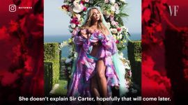 The Truth Behind the Names of Beyoncé and Jay-Z's Twins