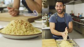 The Best, Most Complicated Cous Cous (That's Worth the Effort)