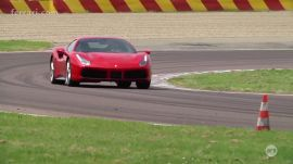 The supercharged Ferrari 488 GTB | Ars Technica