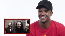 Grey Worm Reacts to Game of Thrones Raps
